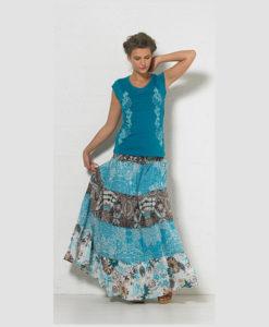 Bohemian-Skirt