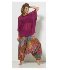 Sleeved Poncho1