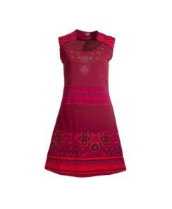 oriental neck dress