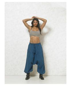 thick sarouel pants